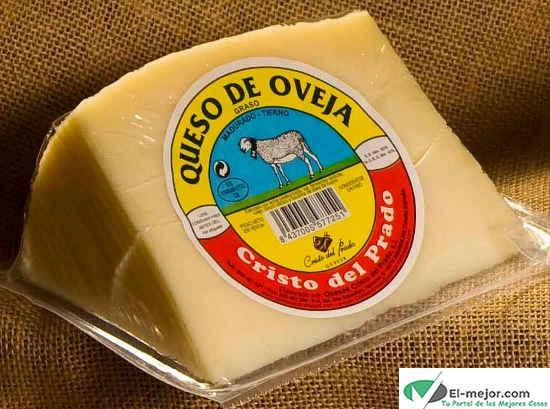 queso semicurado Cristo del Prado