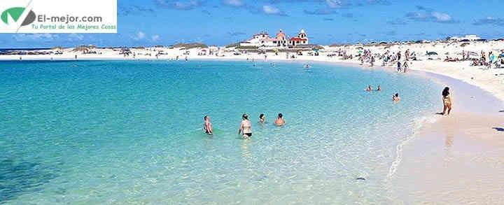 playa EL COTILLO