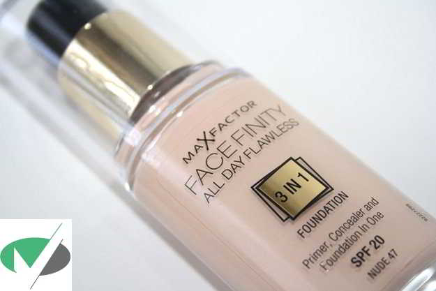 Max Factor (All Day Flawless 3 en 1)