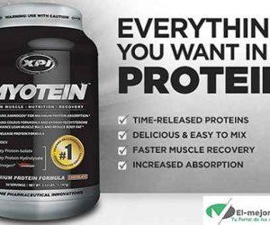la mejor proteina