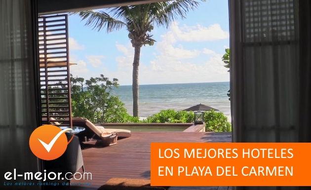 mejores hoteles playa del carmen