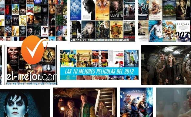 mejores peliculas 2012