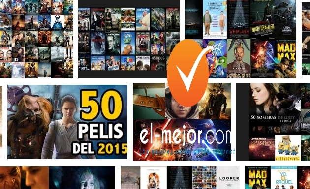 mejores peliculas 2015