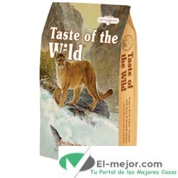 taste of the wild gatos
