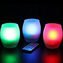velas artificiales Frostfire 6012